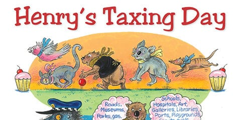 Henry's Taxing Day